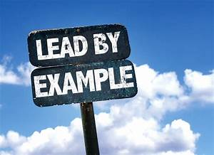 Employee Engagement - Leading By Example