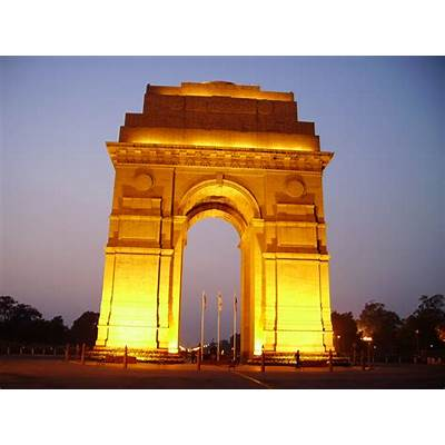 India Gate A National Monument of - Travelling Moods
