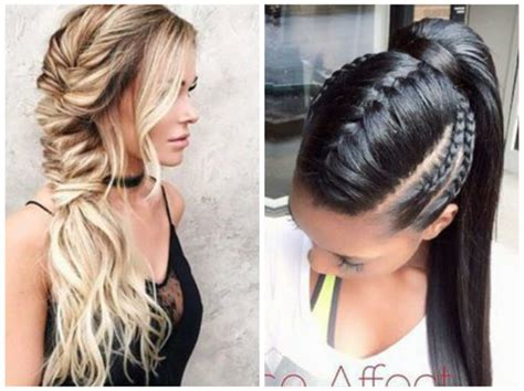 acconciature capelli lunghi tantissime idee   trend