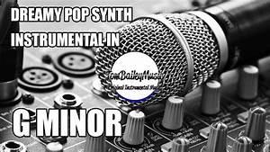 Dreamy Pop Synth Instrumental In G Minor Chords - Chordify