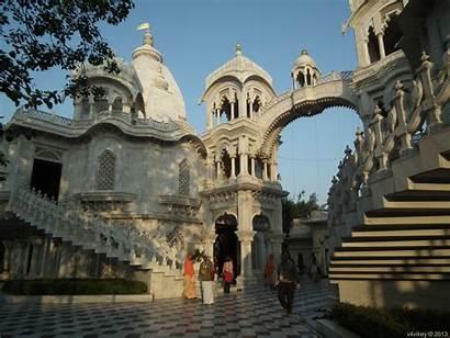 Vrindavan Krishna Mandir Balaram Temple Iskcon Lord