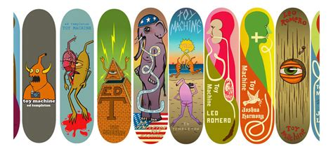 Z Deck by Ed Templeton The Skateboarder And Contemporary Artist