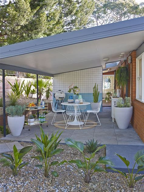 Home Outdoor Patio Garden by Palm Springs Makeover Better Homes And Gardens