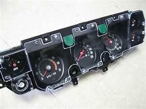 1970 Chevelle Monte Carlo Ss Gauge Dash W Tachometer 5500