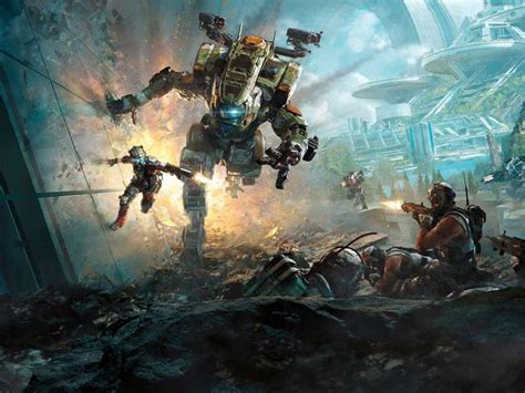 two multiplayer and live map with a new titan coming