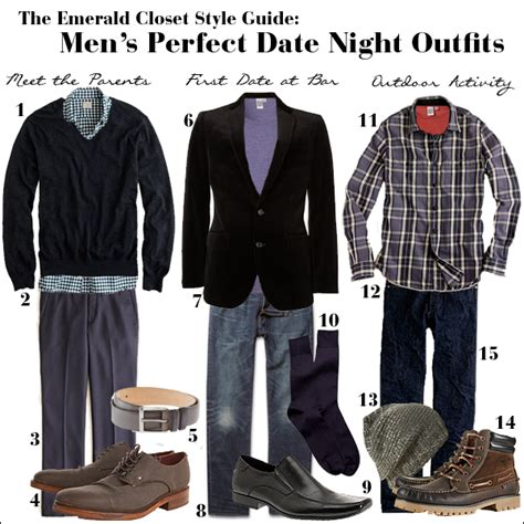 Mens Date Night Outfits Ideas | Manteresting
