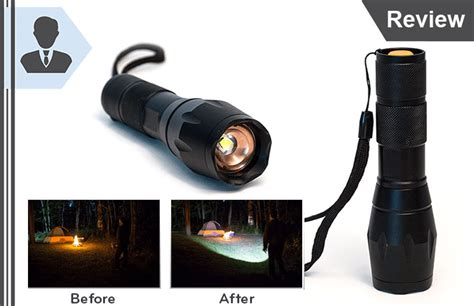 tac light review proray tactical flashlight review compact yet powerful