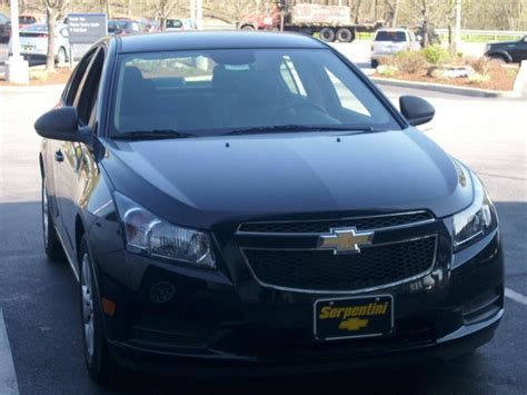 This Is The '13 Cruze That I Bought From Serpentini Chevy