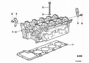1994 Bmw 740il Set Bolt Cylinder Head  M10x110