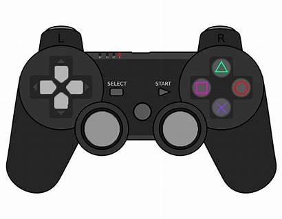 Controller Transparent Gaming Clip