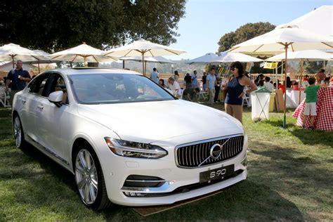 volvo    hybrid  electric car