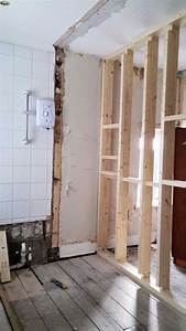 Bathroom stud wall construction 28 images 1000 images for How to build a stud wall in a bathroom
