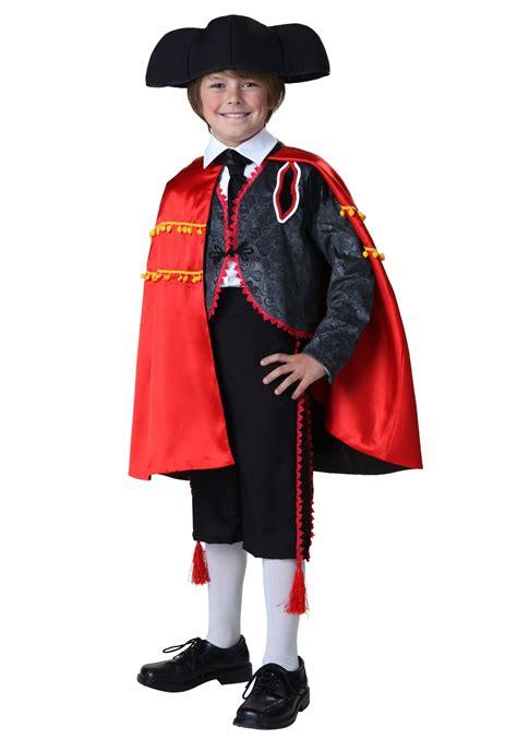 Kids Matador Costume | Matador costume and Costumes