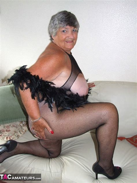 Grandmalibby Body Stocking Pictures