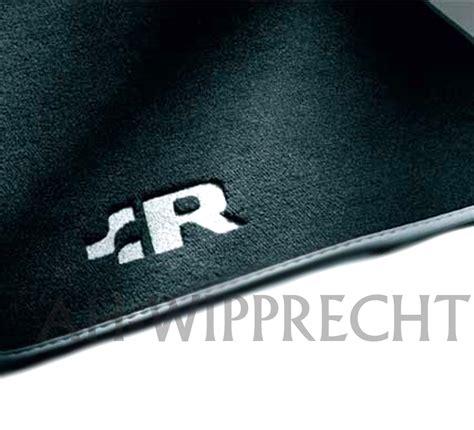 original vw gti r line tapis de sol tuning golf 4 r32 bora beetle rsi textile tapis ebay