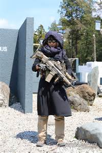Female Airsoft Players