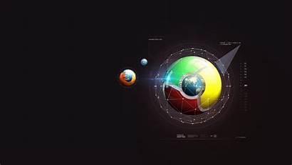 Google Chrome Firefox Mozilla Minimalism Desktop Backgrounds