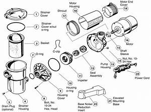 Hayward Ultra Pro Pump Parts