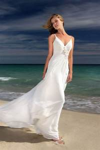 Beach wedding dresses for mexican bridals weddings eve for Mexican beach wedding dresses