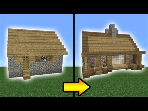 minecraft tutorial   transform  villager house