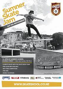 Upcoming Event – Sumner Skate Jam | Skate Skool