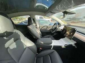 Tesla Model Y interior images show never-before-seen cabin details