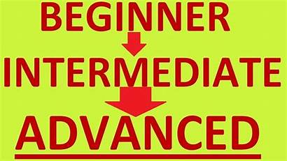 Intermediate English Advanced Speaking Beginners Course Practice