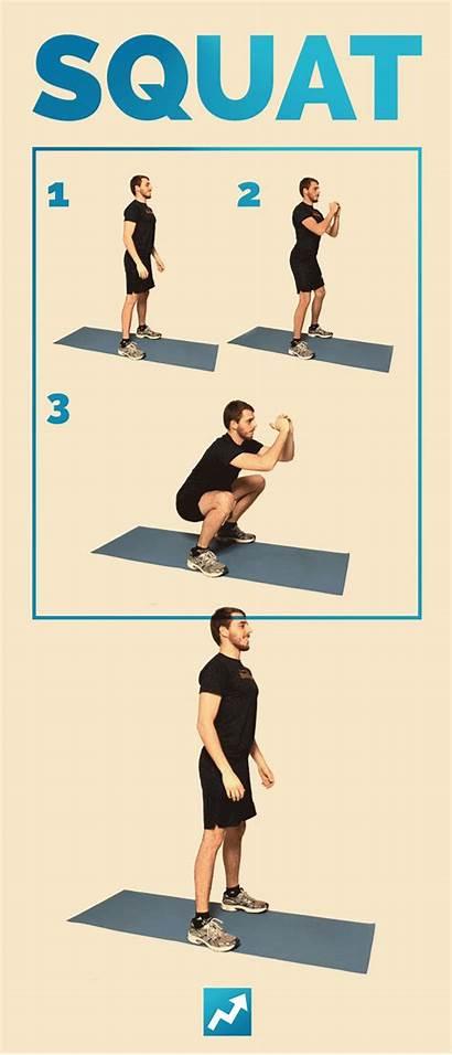 Exercises Shape Exercise Squat Days Squats Workout