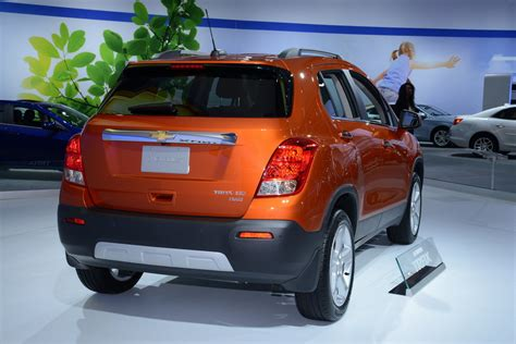 Trax Picture by 2015 Chevrolet Trax Picture 549385 Car Review Top Speed