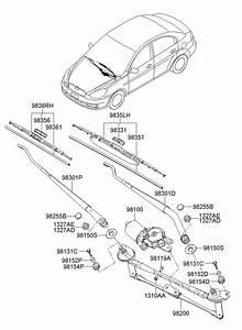983801e050 - Hyundai Cap