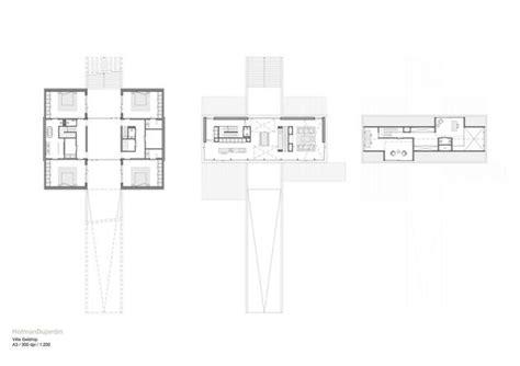 modern barn style home showcases glazings   grade ramp