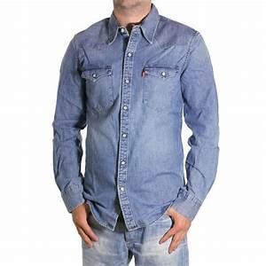 Jean Levis 501 Homme : chemise homme levis jeans achat vente ~ Melissatoandfro.com Idées de Décoration