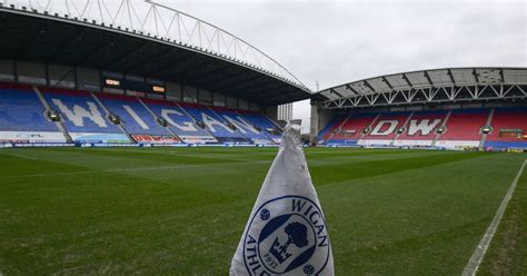 Boost for Wigan Athletic fans as 14 parties declare ...