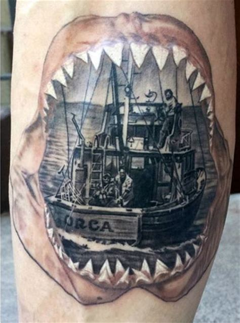 Fishing Boat Tattoo Designs 75 fishing tattoos for men reel in manly design ideas
