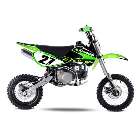 kit deco kawasaki klx110 smallmx dirt bike pit bike