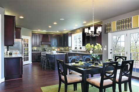 images for kitchen designs steeplechase of northville luxury new homes in northville mi 4620