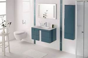 Salle de bain design promo luxe for Meuble salle de bain design promo