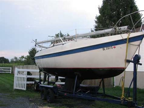 Boat Trailer Rental Annapolis by Tanzer 26 1982 Annapolis Maryland Sailboat For Sale
