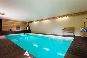 annecy gite avec piscine interieure chauffee a quintal With chambre hote avec piscine interieure
