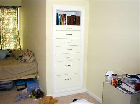 knee wall dresser furniture bedroom dressers built