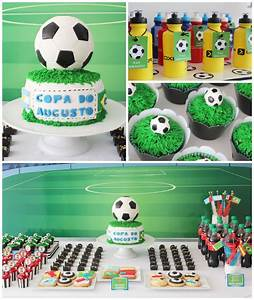 Kara's Party Ideas World Cup Themed Birthday Party