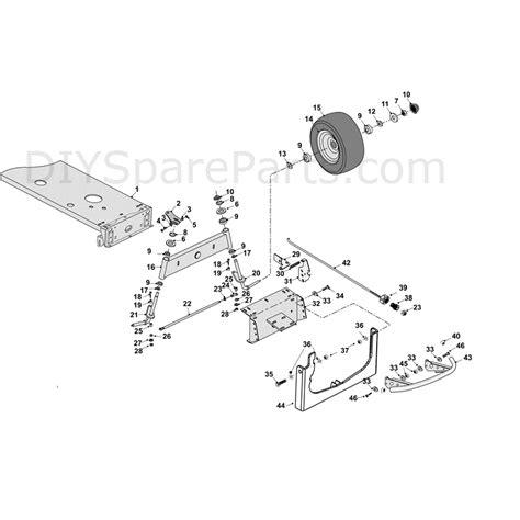 Kawasaki Pitch Deck Exles by Westwood 2010 Kawasaki Models 2010 Parts Diagram Front