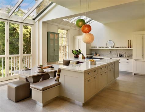 kitchen  dining area greta  wallace street renovation