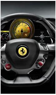 Ferrari 458 Italia Interior Wallpaper | HD Car Wallpapers ...