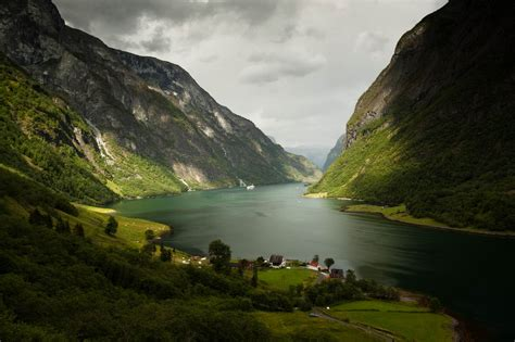 Sognefjord Fjord In Norway Thousand Wonders