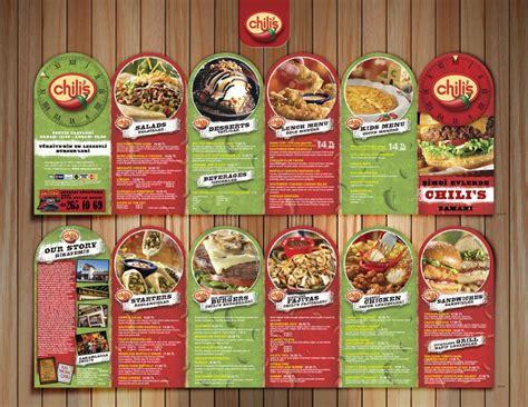 inspiration cuisine restaurant brochure design exles for inspiration ideas