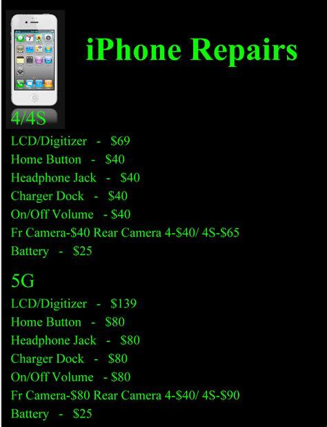 fix a phone screen repair for cell phone screen cell smart phone repair prices radical rides e bike