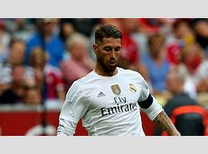 Sergio Ramos Real Madrid Goalcom