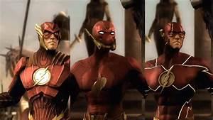 Flash Injustice Wallpaper
