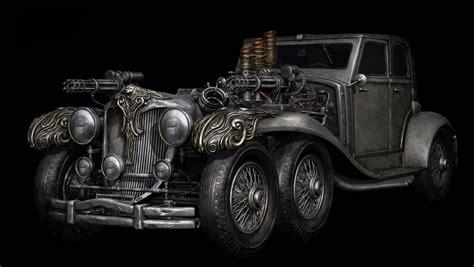 Steampunk Car, Steampunk, Customized Cars